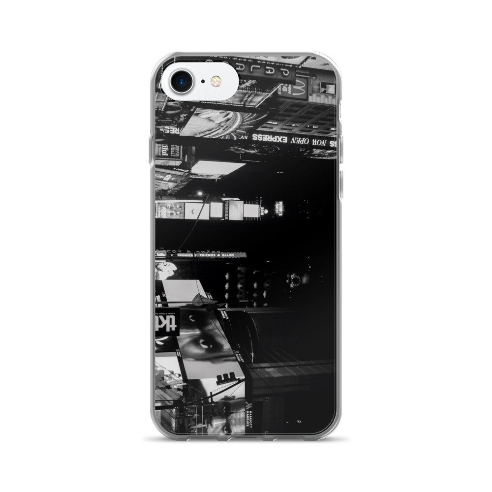 TIMESSQUARE iPhone 7/7 Plus Case - THREEKEYSBRAND