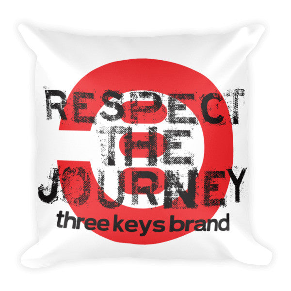 RESPECT THE JOURNEY FLOW - THREEKEYSBRAND