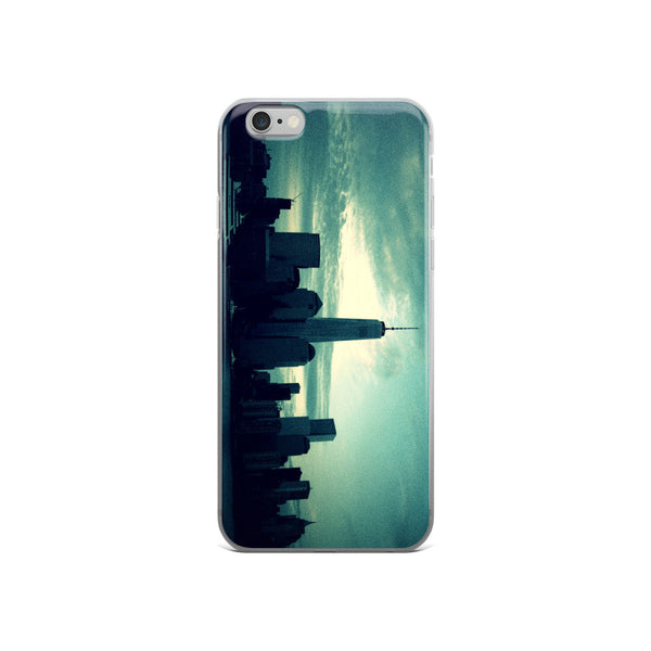 BLUE SKYLINE Apple iPHONE 5/5S/SE, 6/6S PLUS CASE