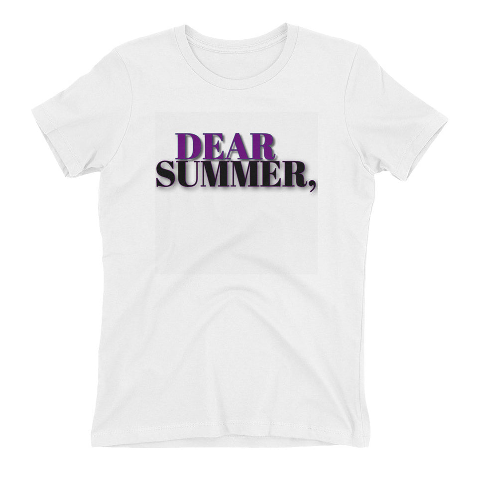 DEAR SUMMER, PURPLE RAIN - THREEKEYSBRAND