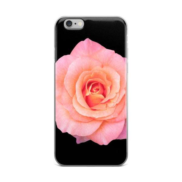 PINK BLACKGROUND IPHONE 6/6S PLUS  case