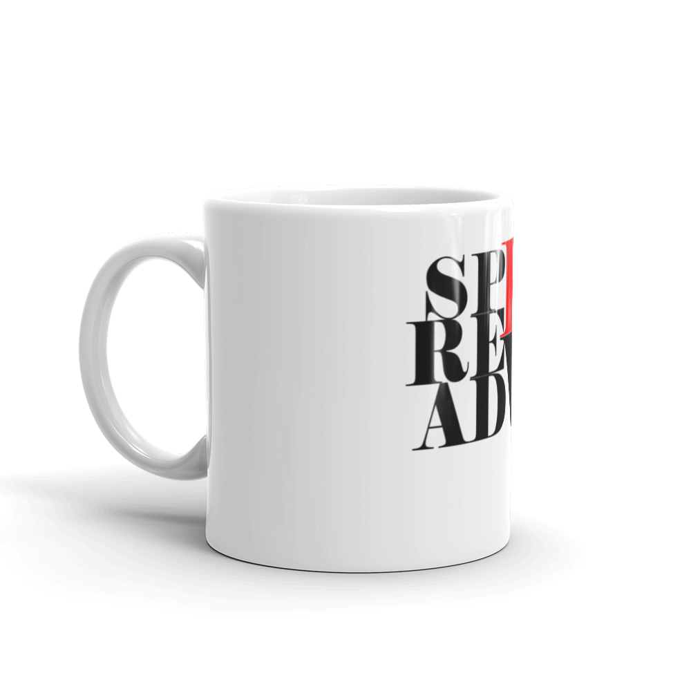 SPREAD LOVE Mug - THREEKEYSBRAND