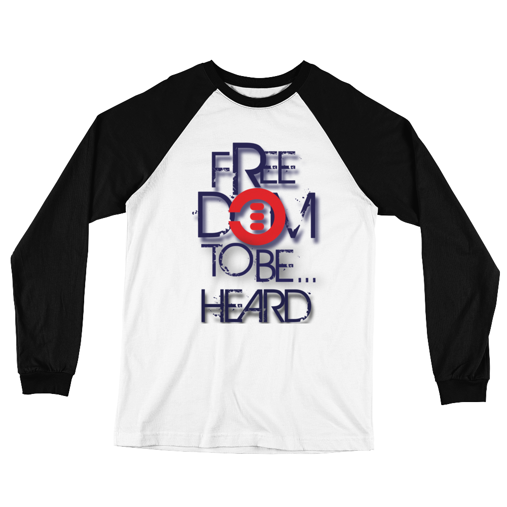 FREEDOM TO BE HEARD... - THREEKEYSBRAND