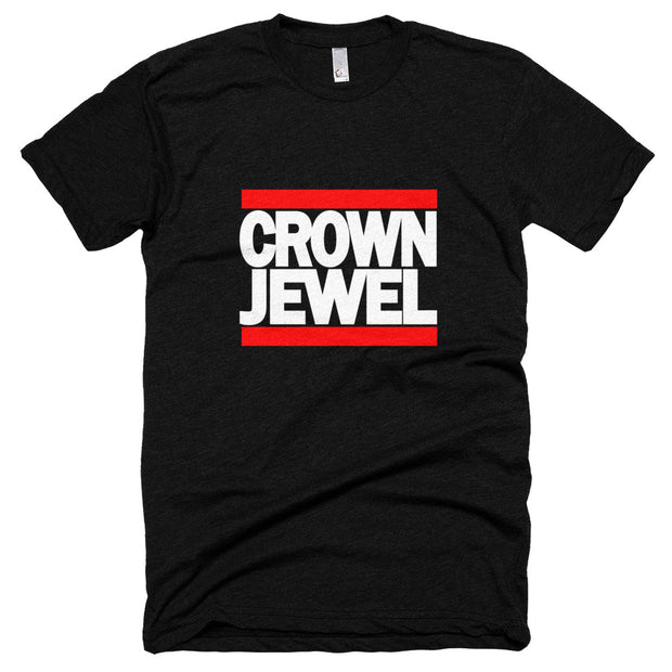 CROWN JEWEL- ROYAL TEE WOMENS - THREEKEYSBRAND