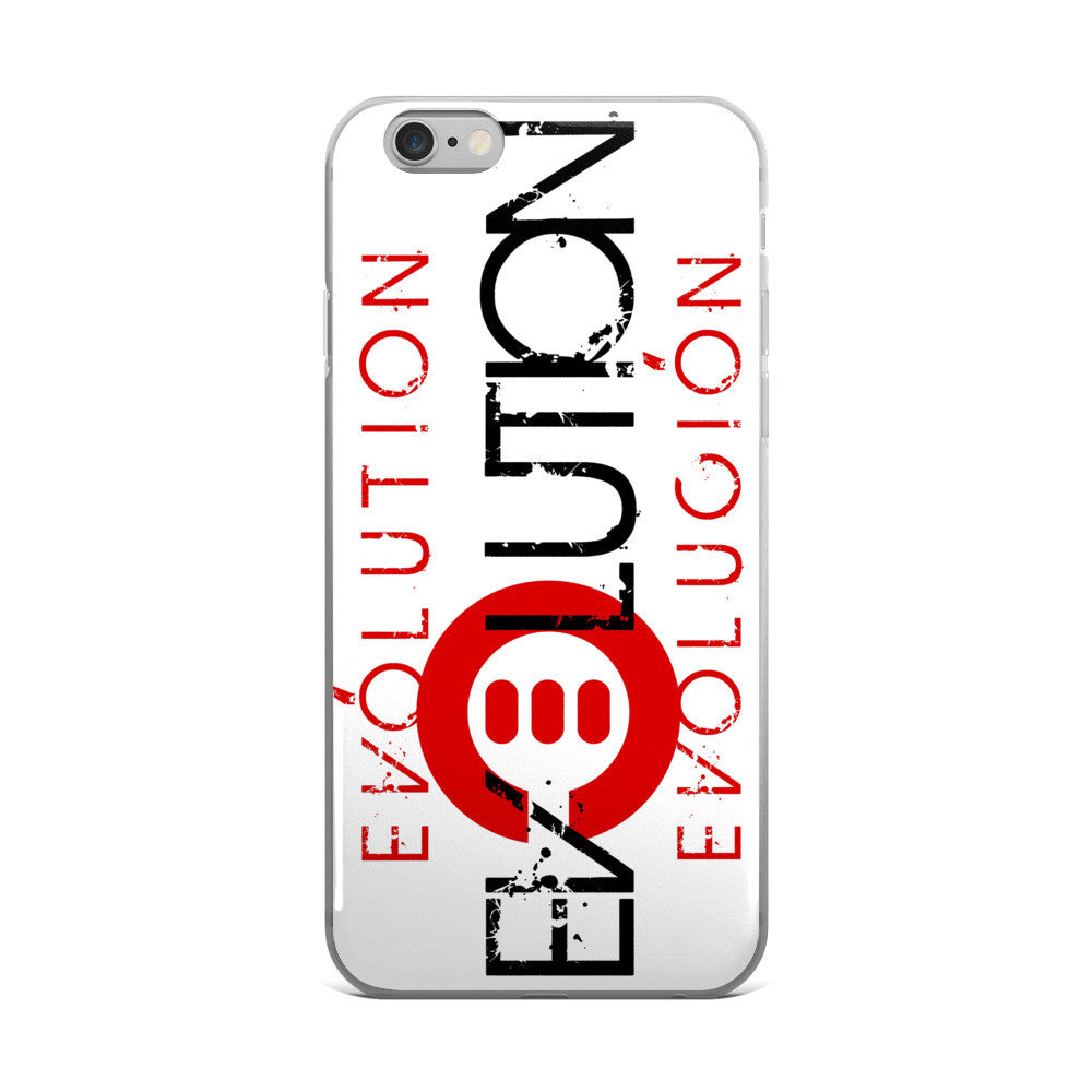 EVOLUTION Apple iphone 5/5s/Se, 6/6s Plus case - THREEKEYSBRAND