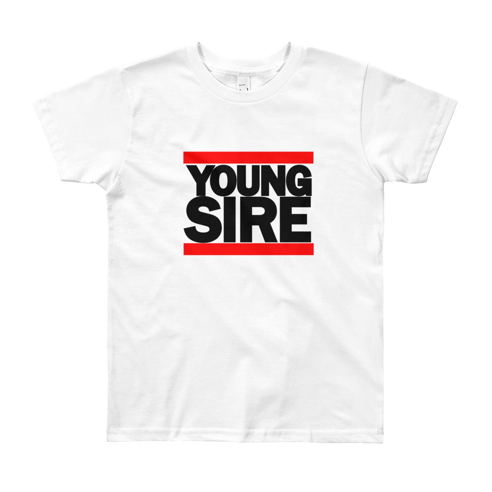 YOUNG SIRE BOYS ROYAL TEE - THREEKEYSBRAND