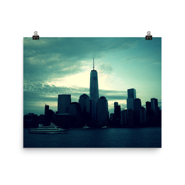 NYC'S One World Trade - THREEKEYSBRAND