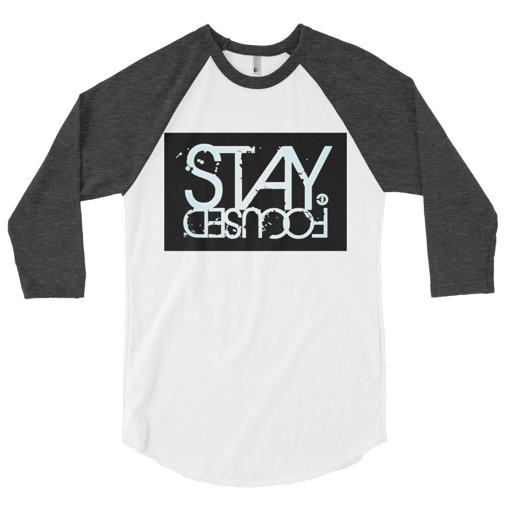 STAY FOCUSED BLACK&WHITE - THREEKEYSBRAND