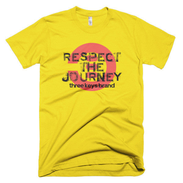 RESPECT THE JOURNEY CORAL XCLUSIVE - THREEKEYSBRAND