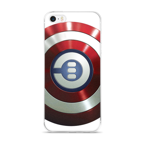 CAPT 3KEYS iPhone 5/5s/Se, 6/6s, 6/6s Plus Case
