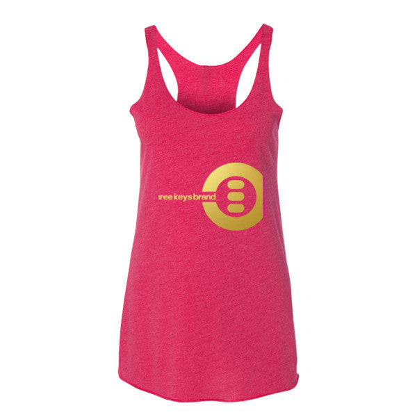 Women's tank top - THREEKEYSBRAND
