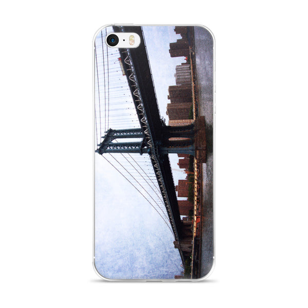 MANHATTAN BRIDGE Apple iPhone 5/5s/Se, 6/6s Plus CASE