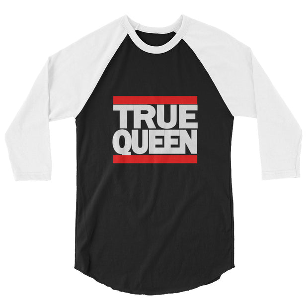 TRUE QUEEN-WHITE - THREEKEYSBRAND