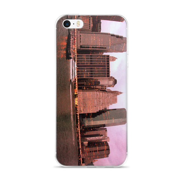 HUDSON RIVER FLOW iPhone 5/5s/Se, 6/6s, 6/6s Plus Case