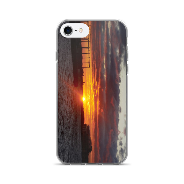 BROOKLYN SUNSET iPhone 7/7 Plus Case
