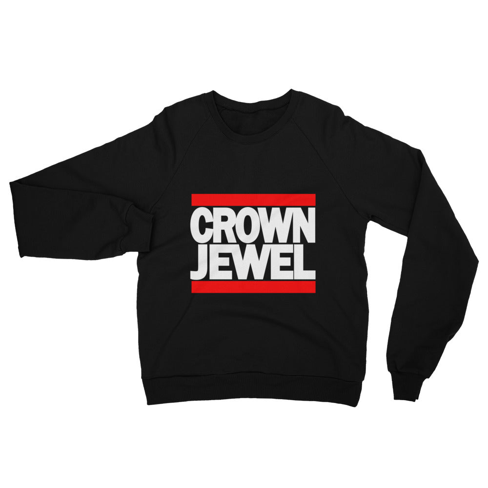 CROWN JEWEL Sweatshirt - THREEKEYSBRAND