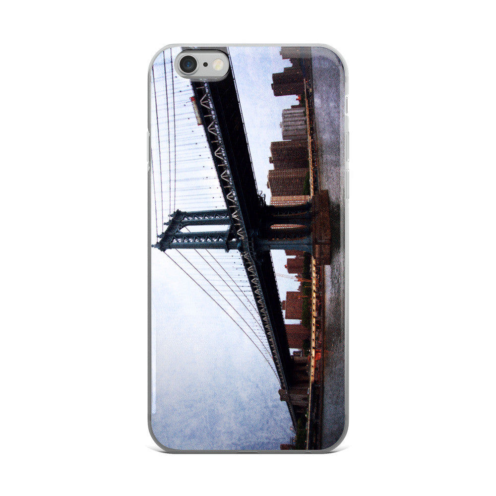 MANHATTAN BRIDGE Apple iPhone 5/5s/Se, 6/6s Plus CASE - THREEKEYSBRAND