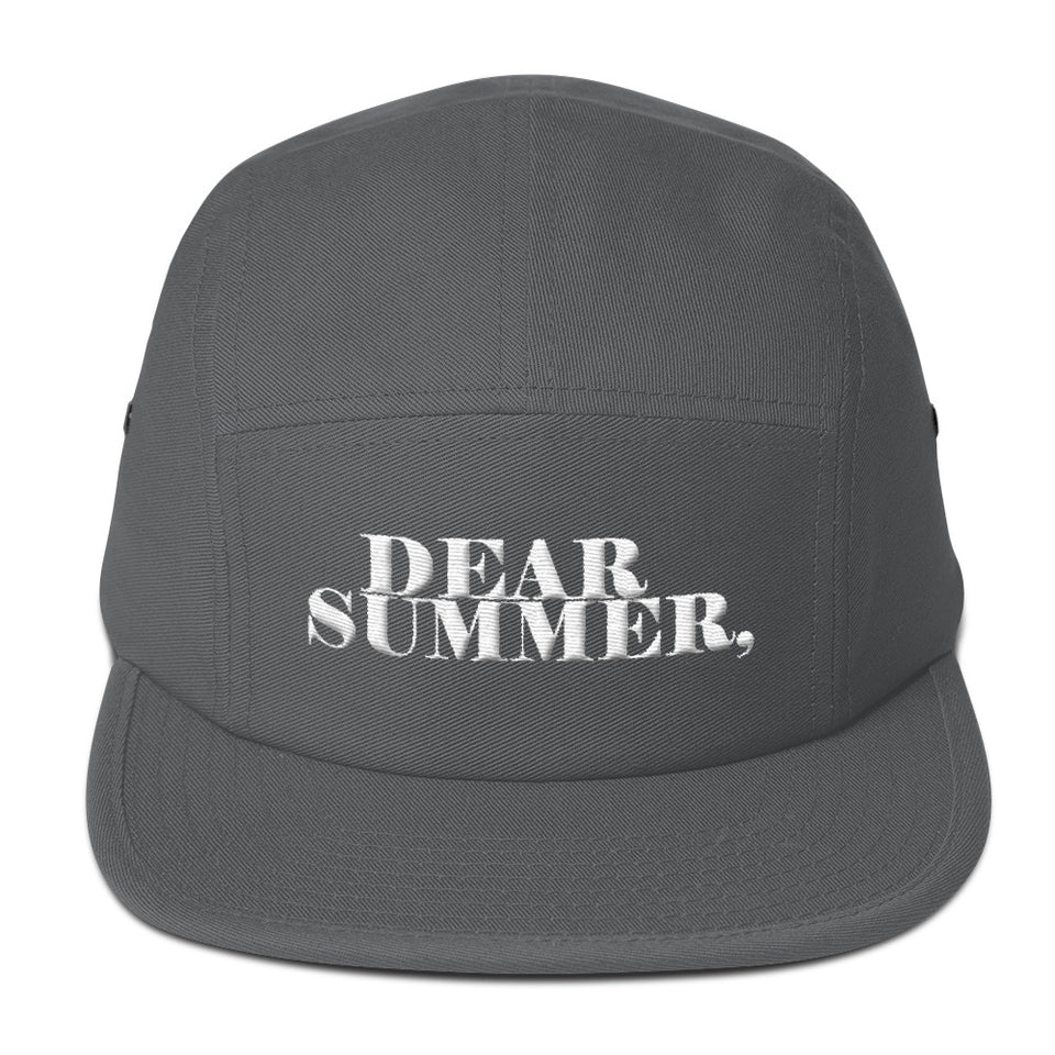 DEAR SUMMER, 5 Panel Camper