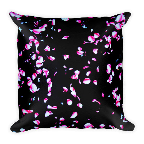 PINK PETAL PILLOW FLOW - THREEKEYSBRAND