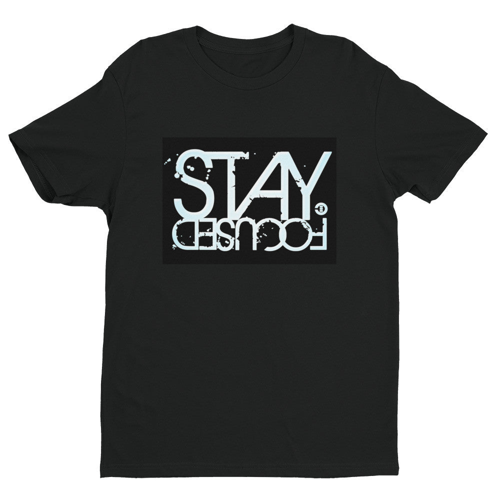 STAY FOCUSED B&W COLORWAY
