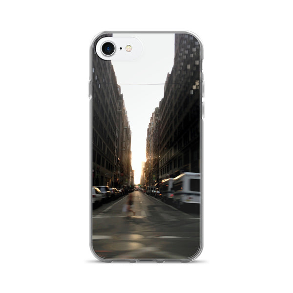 NYC BLUR iPhone 7/7 Plus Case