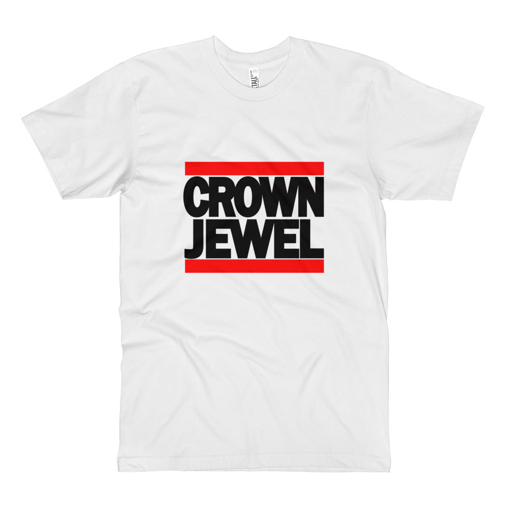 CROWN JEWEL ROYAL TEE REMINDER - THREEKEYSBRAND