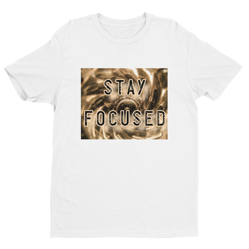 STAY FOCUSED TOP SPIN - THREEKEYSBRAND