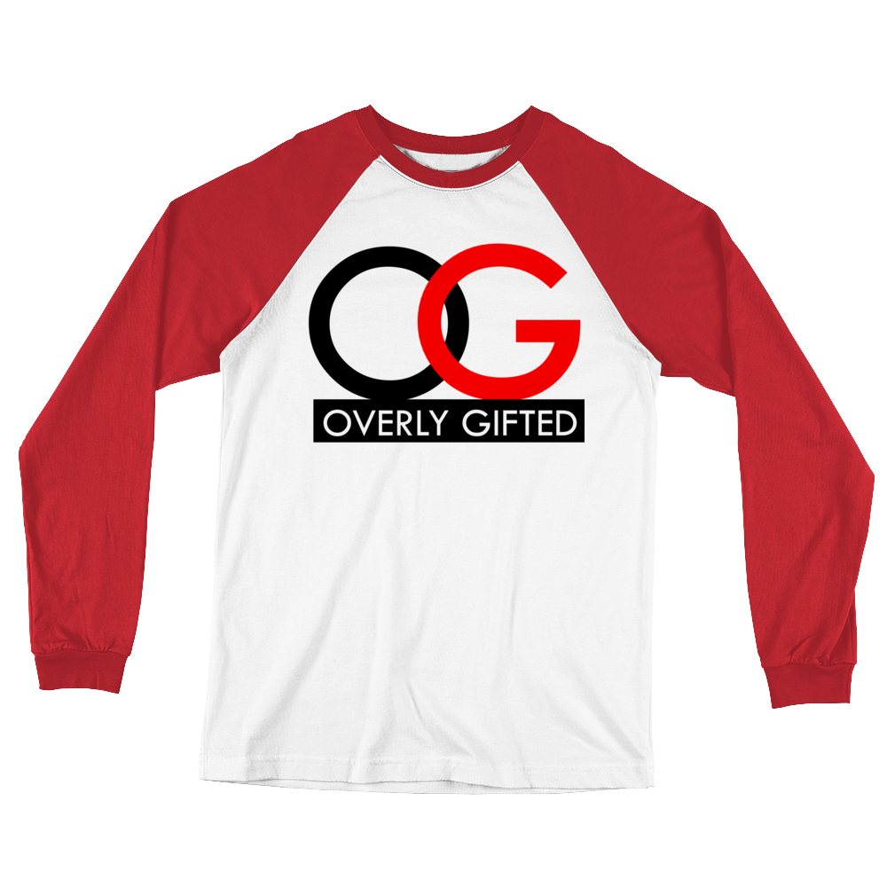 OG STATUS-OVERLY GIFTED BLACK & RED - THREEKEYSBRAND