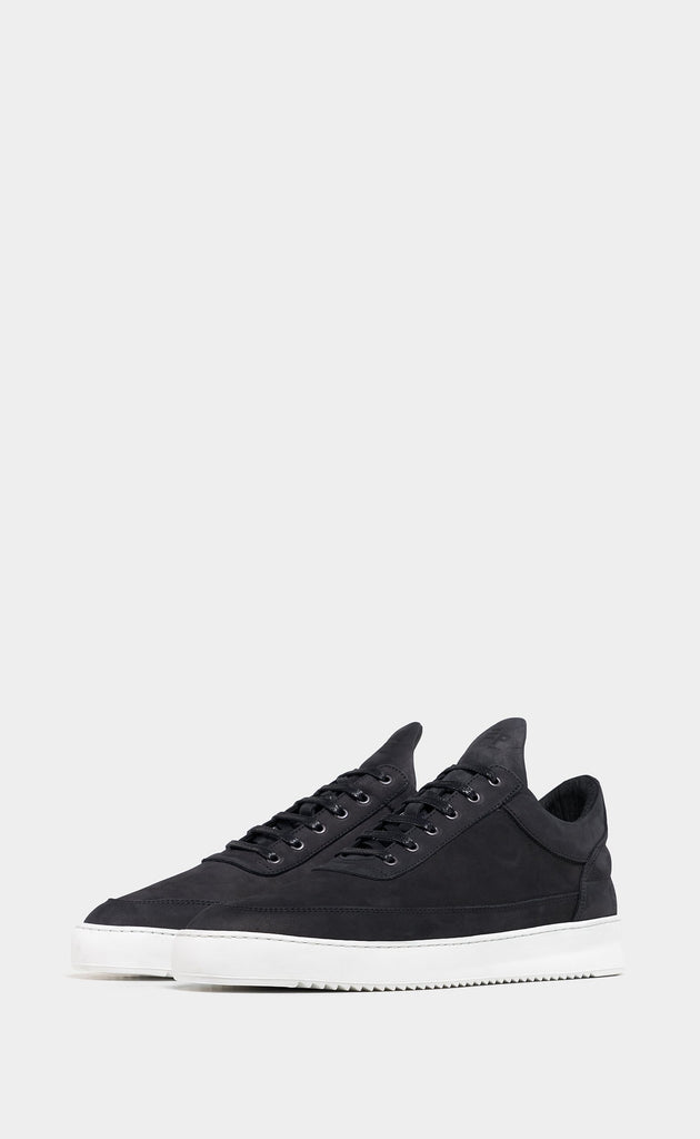 Low Top Ripple Lane - Black