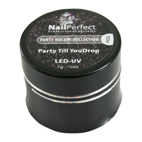 Color LED/UV Gels - #004 Party Till You Drop 7g