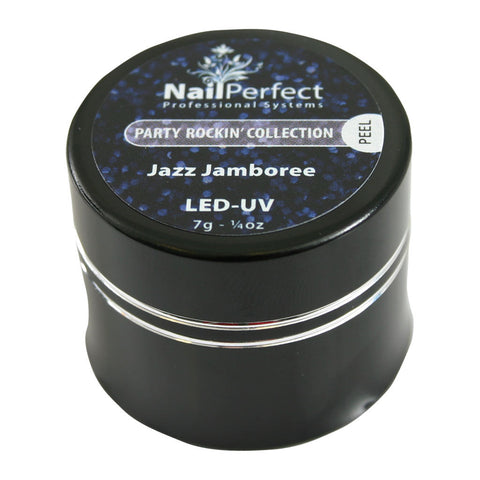 Color LED/UV Gels - #010 Jazz Jamboree 7g