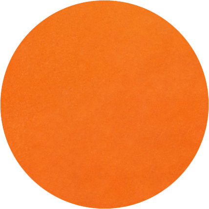 Acrylic Color Powder -  #040 Electric Orange 10g