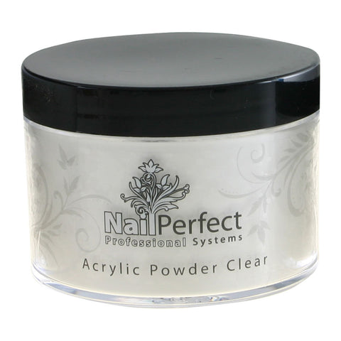 Premium Acrylic Powder - Clear