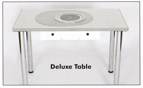 Cosmeticair Deluxe Table