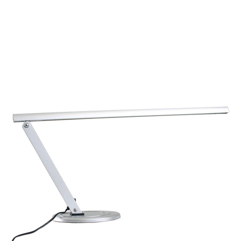 Fluorescent Table Lamp with Base