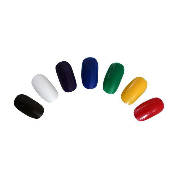 Color UV Gels - Black 7g