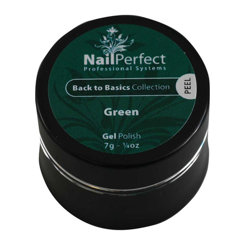 Color UV Gels - Green 7g