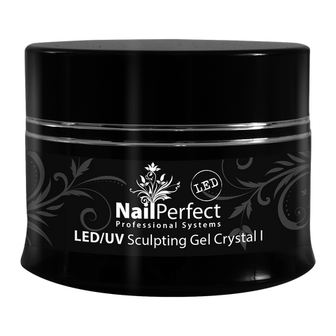 LED Sculpting Gel - Crystal I