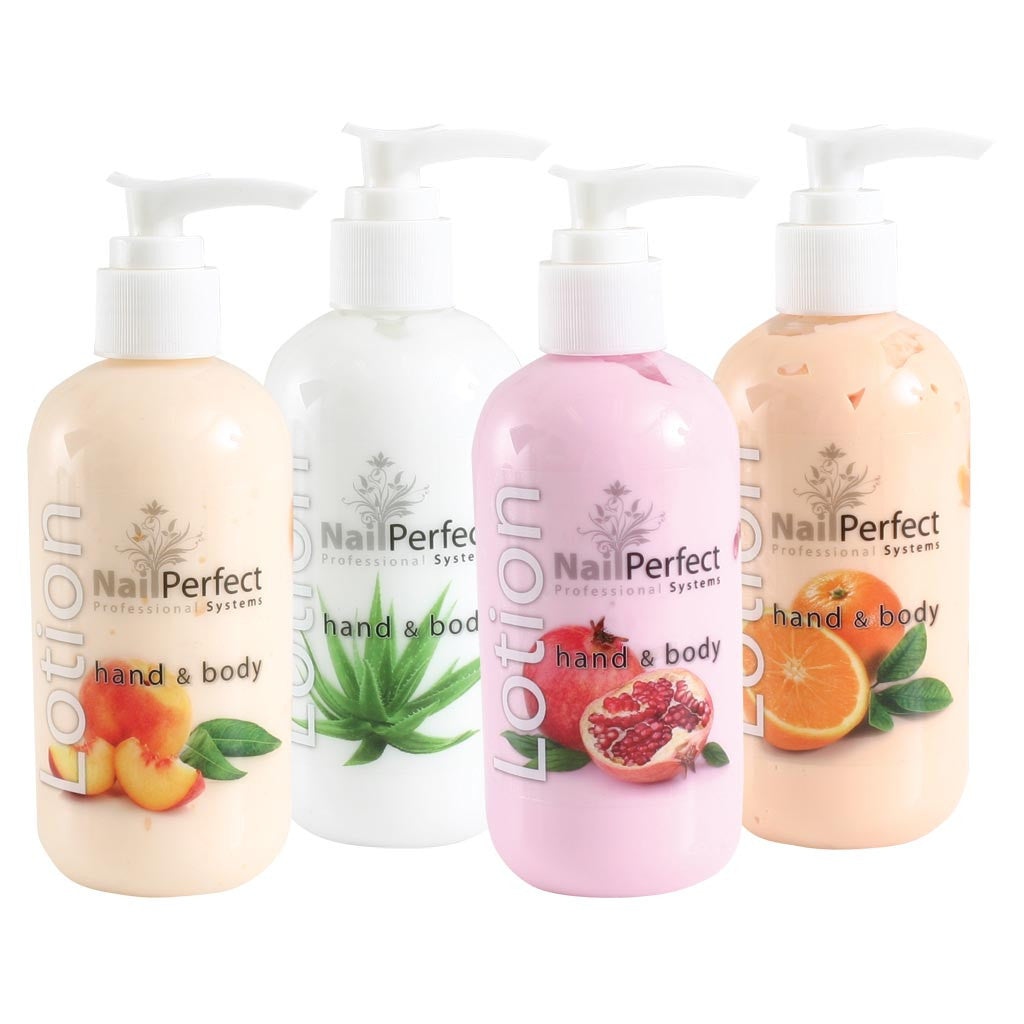 NailPerfect Hand & Body Lotion