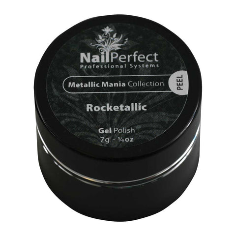 Color UV Gels - Rocketallic 7g