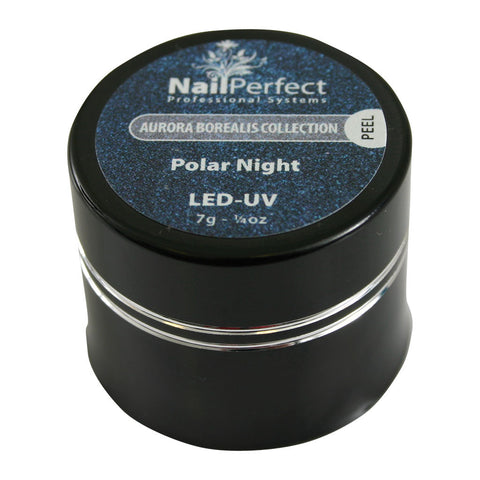 Color LED/UV Gels - Polar Night 7g