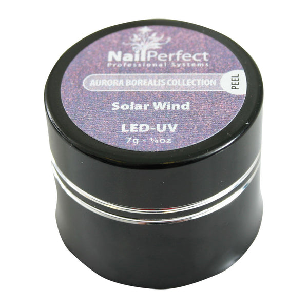 Color LED/UV Gels - Solar Wind 7g