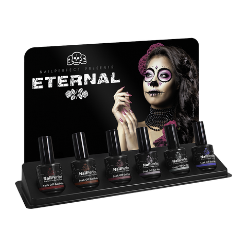 Soak Off Gel Polish - Eternal Collection