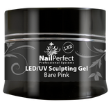 LED Sculpting Gel - Cover Bare