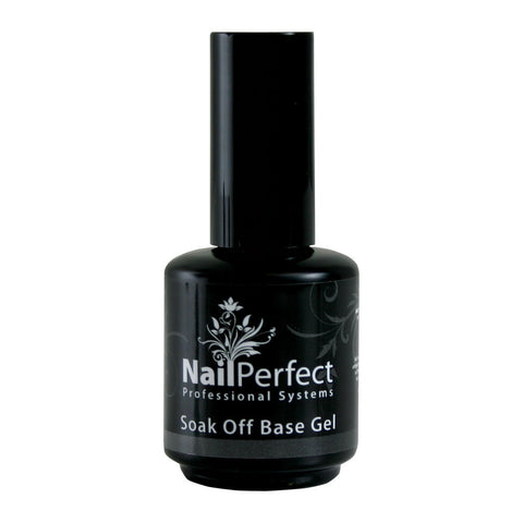 Base Coat - Soak Off Gel Polish Base