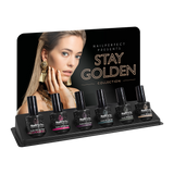 Soak Off Gel Polish - Stay Golden Collection