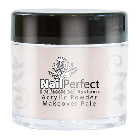 Premium Acrylic Powder - Makeover Pale