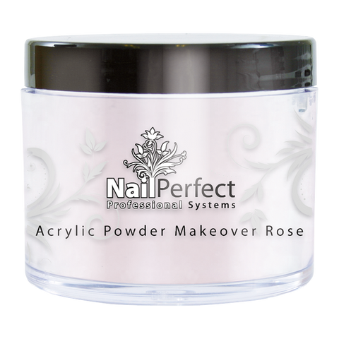 Premium Acrylic Powder - Makeover Rose