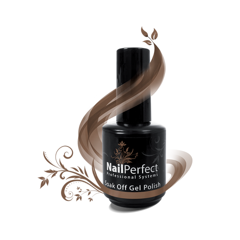 Soak Off Gel Polish - #013 Brownish Eyes