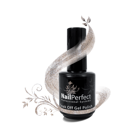 Soak Off Gel Polish - #038 Goldenlicious